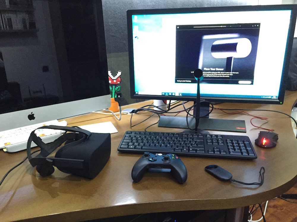 Oculus Rift DV1- PC