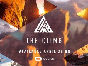The Climb - Oculus Rift