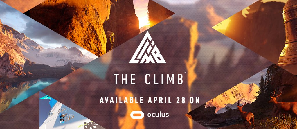 The Climb - Oculus Rift