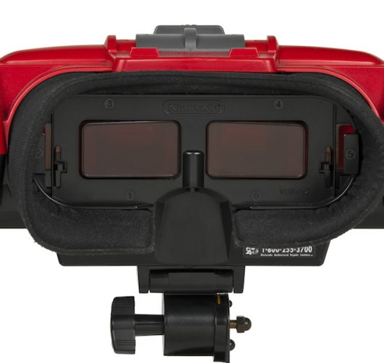 Virtual Boy - Nintendo