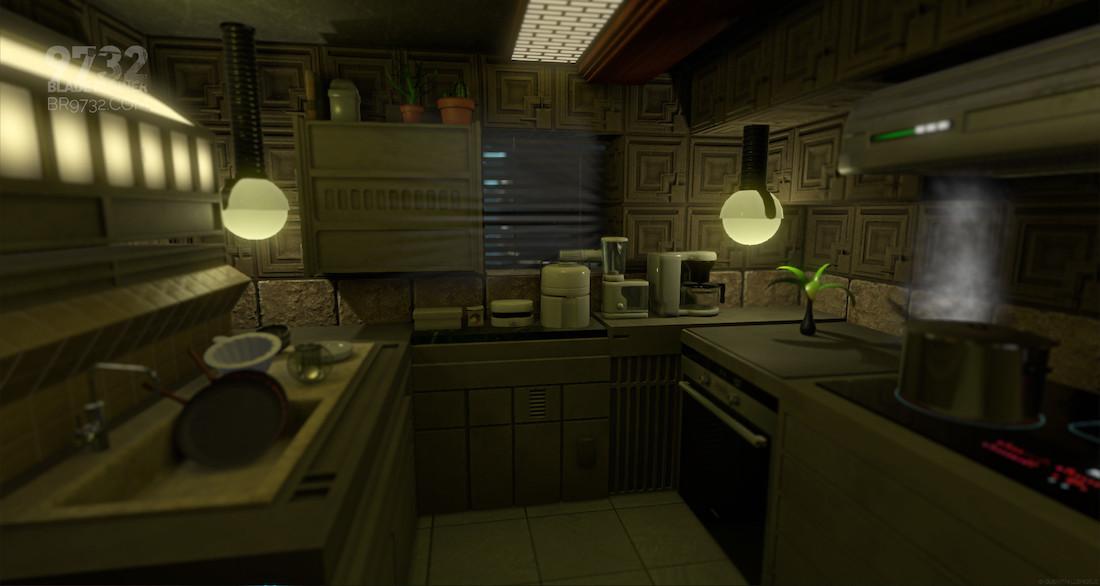 Blade Runner Apartamento 3