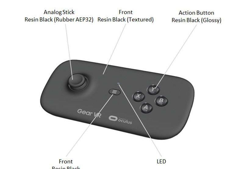 Mando Gear VR 1