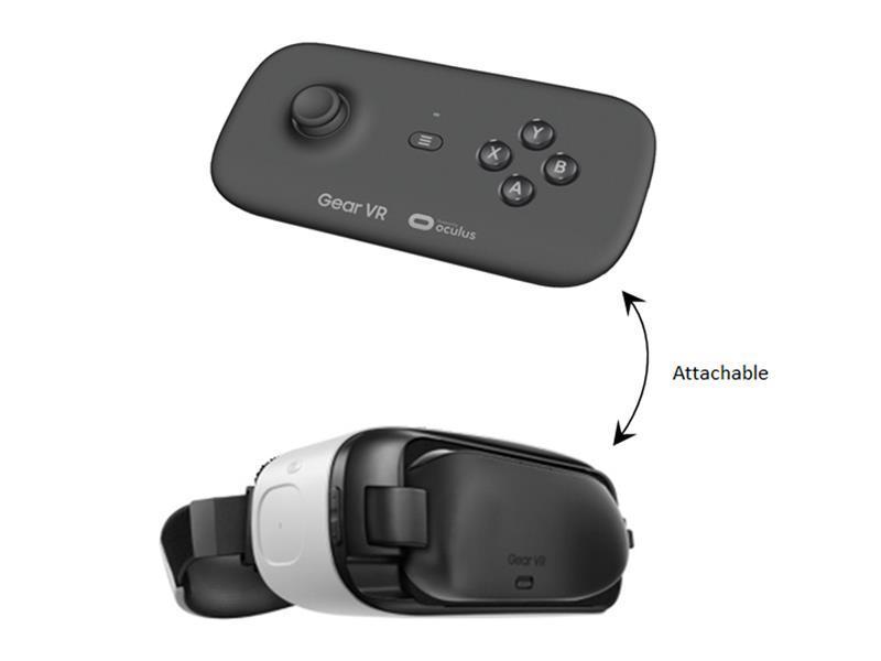 Mando Gear VR 3