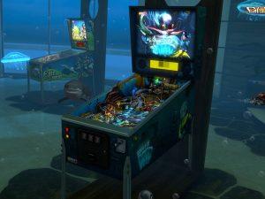 Pinball FX2 Oculus Rift VR