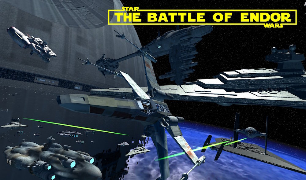 Star Wars: Battle of Endor - Oculus Rift