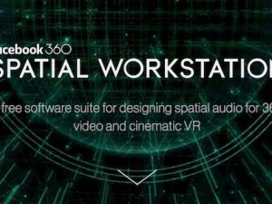 spatial workstation - Two Big Ears