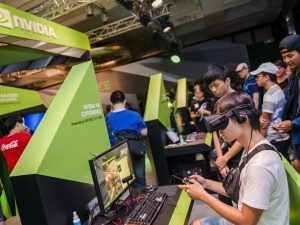 Computex Nvidia VR - Oculus Touch