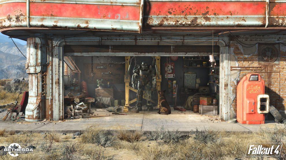 Fallout 4 VR - Bethesda