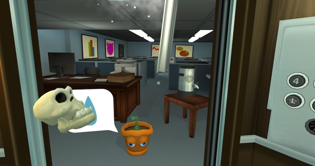 Floor Plan Oculus Rift