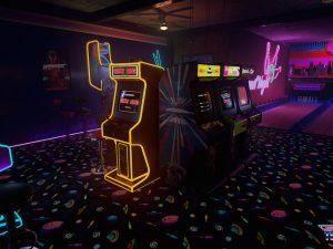 New Retro Arcade Demo