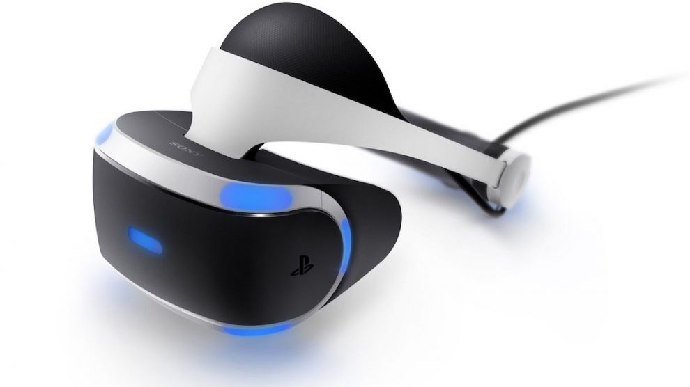 PSVR - PlayStation VR- HMD