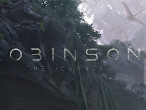 Robinson: The Journey PSVR