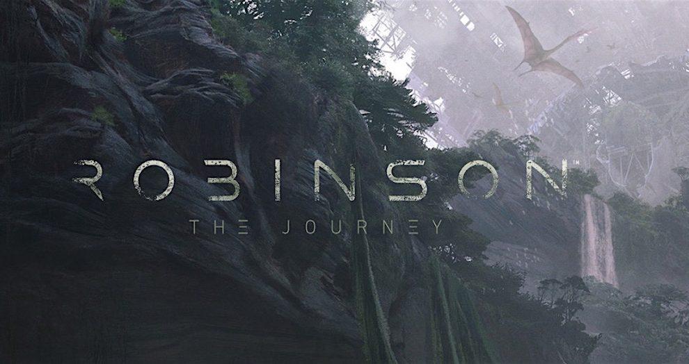Robinson: The Journey PSVR
