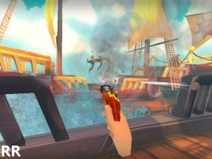 V ARRR HTC VIVE - juego de piratas