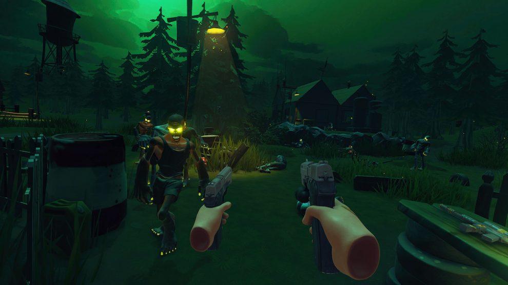 Zombie Riot VR