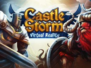 CastleStorm VR Oculus