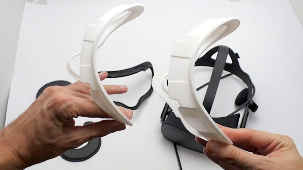 Oculus cubiertas faciales