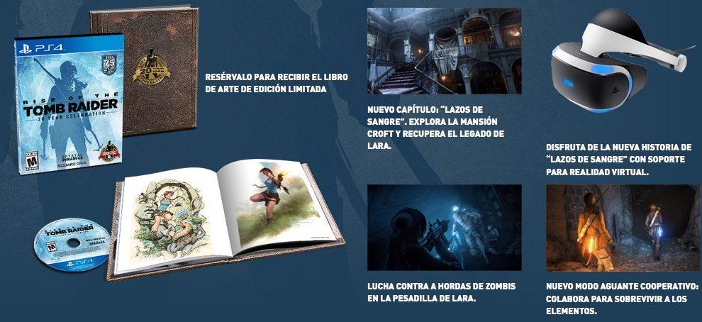 Tomb Raider PSVR