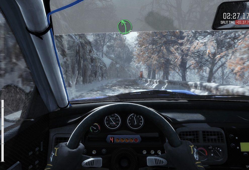 Dirt Rally Codemasters