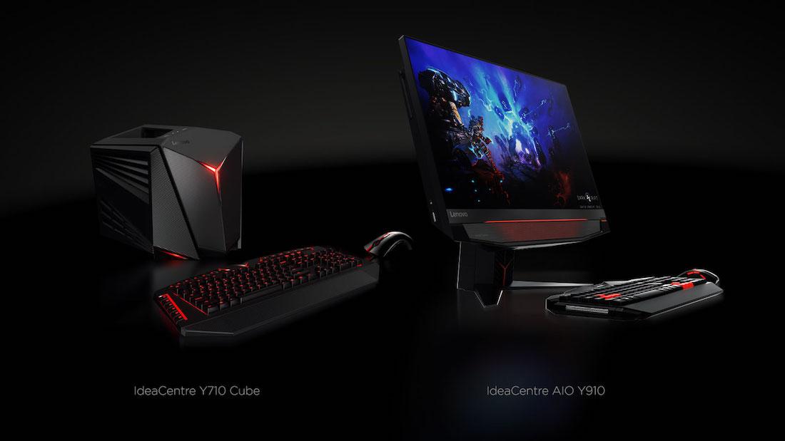 PC Lenovo IdeaCentre Realidad Virtual