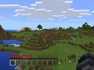 Minecraft Windows 10 Edition VR Oculus rift