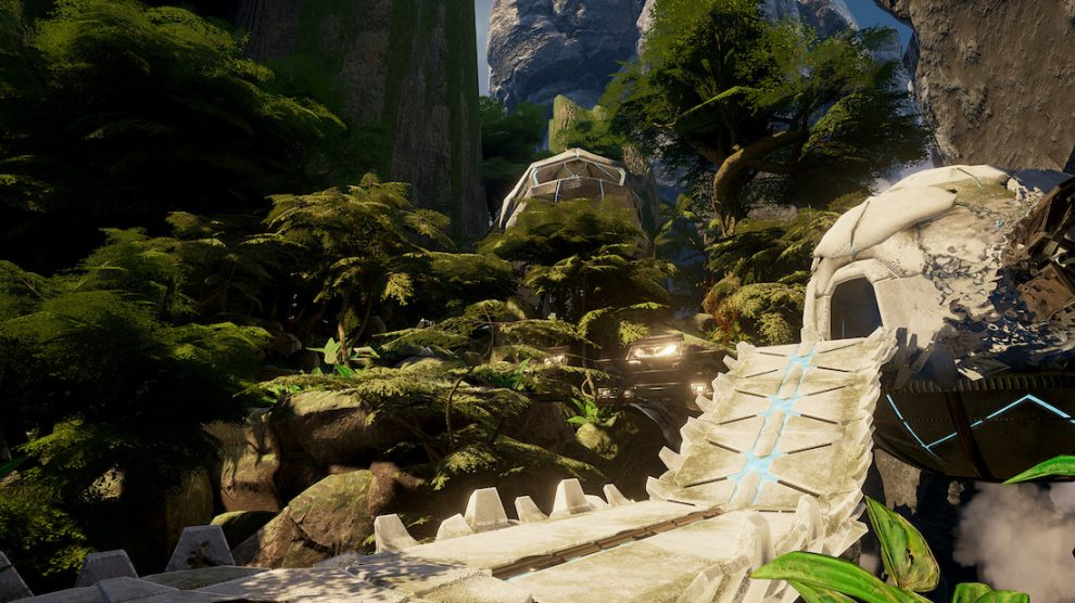 Obduction - GeForce Experience