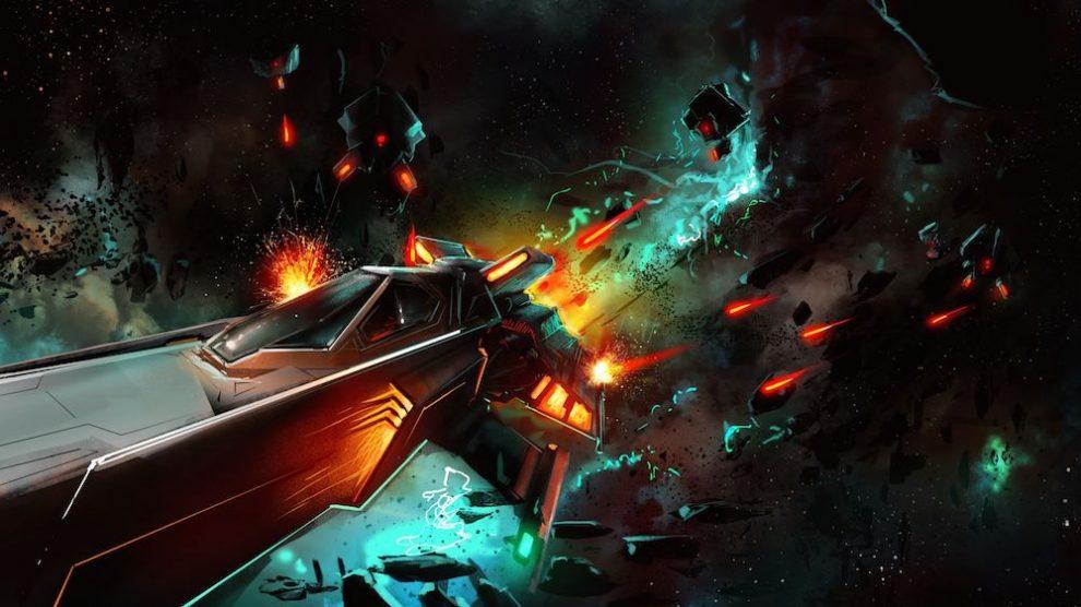 Space Rift VR