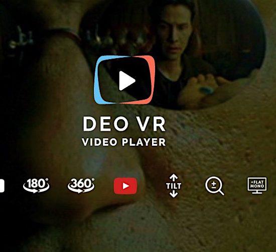 Visor 360 DEO VR - Gratis
