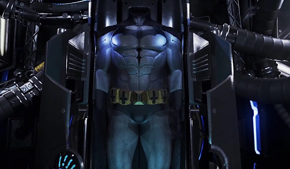 Wear the Cowl - Batman: Arkham VR