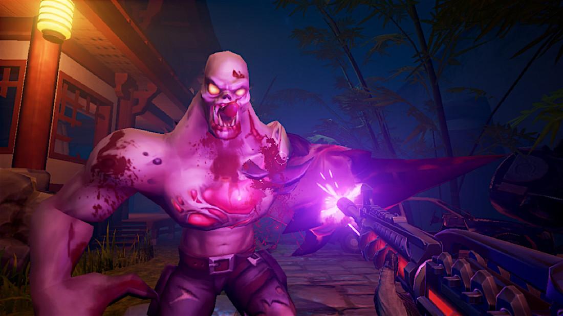 Zombie Trigger - Novedades Realidad Virtual