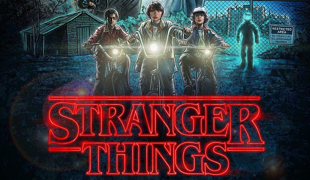 Stranger Things 360º
