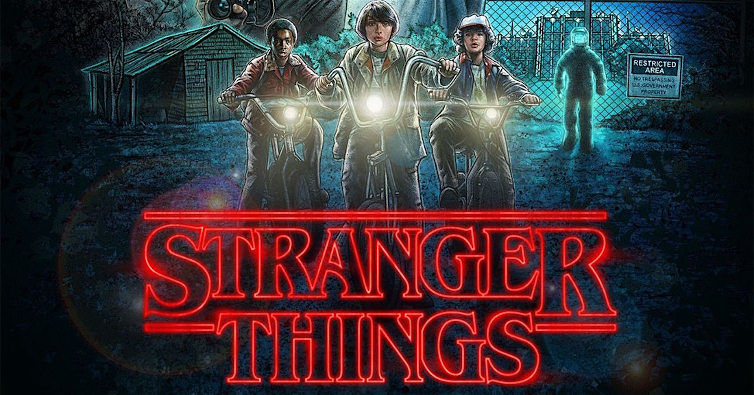 Stranger Things 360º