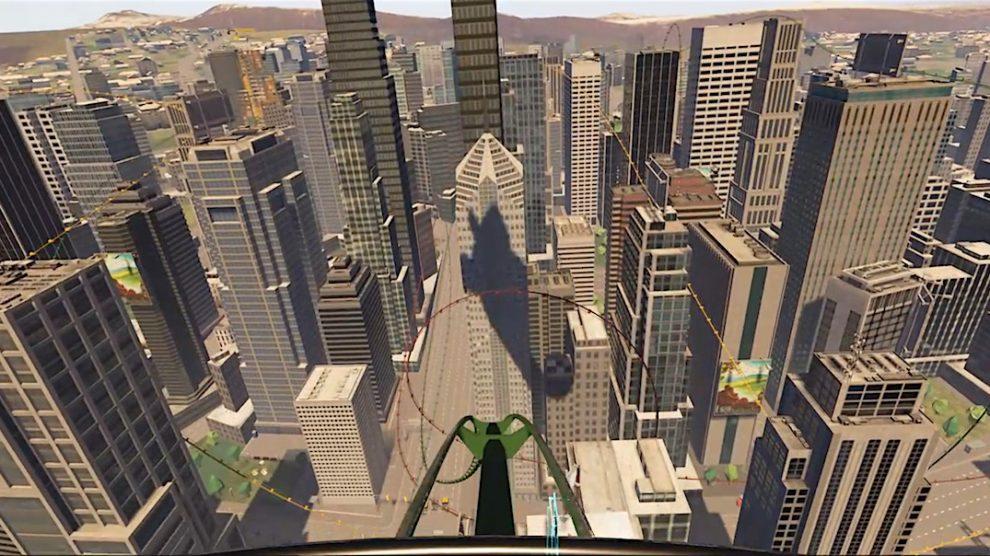 Thrills & Chills - New Virtual Reality