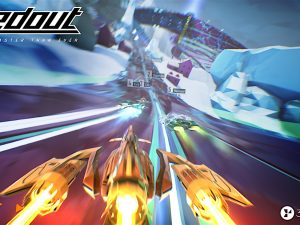 Redout - novedades VR