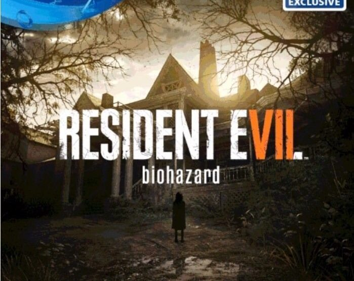Resident Evil 7 PSVR exclusivo
