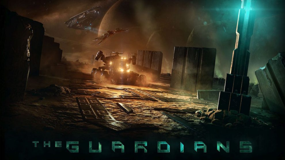 Elite Dangerous: Horizons The Guardians