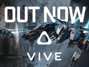 EVE: Valkyrie HTC Vive