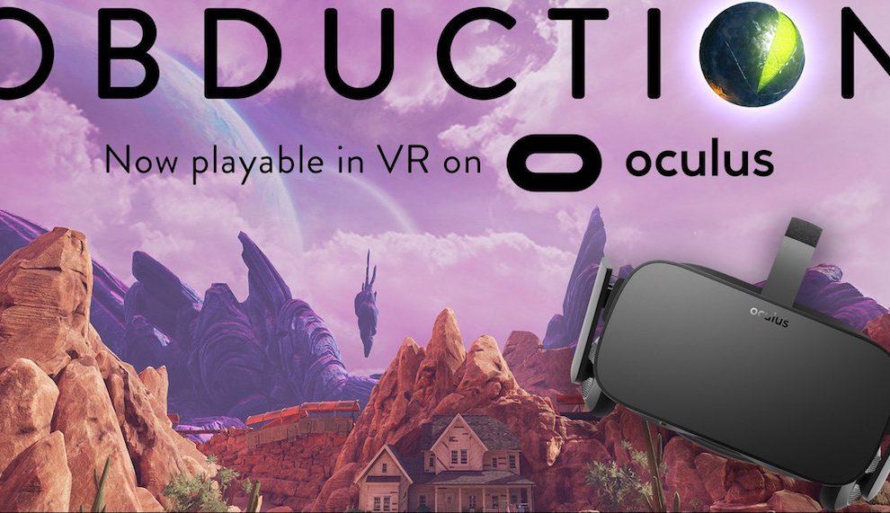 Obduction VR