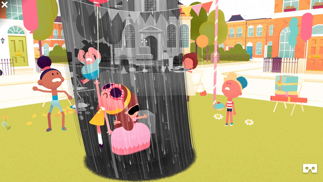 Rain or shine VR