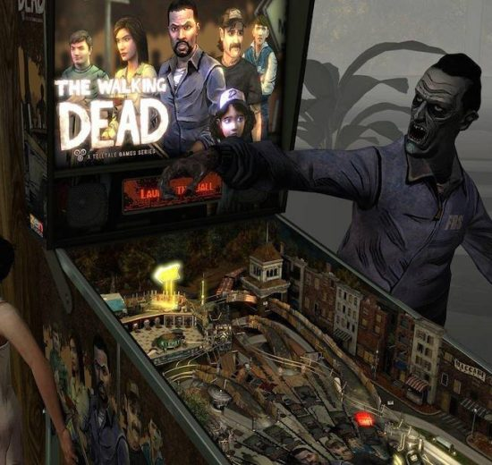 Pinball FX2 VR - The Walking Dead