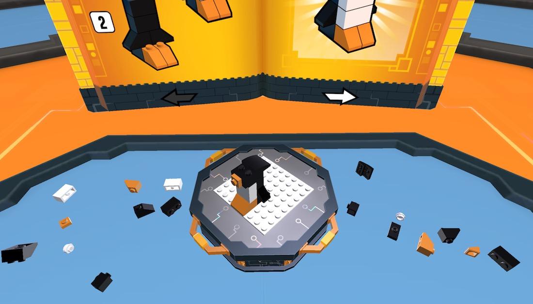 Brickheadz LEGO VR