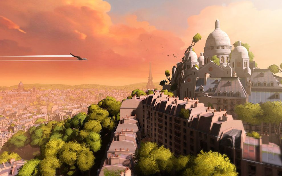 Eagle Flight Steam - HTC Vive