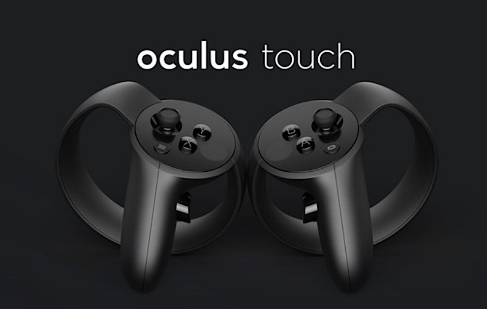 Oculus Touch Juegos