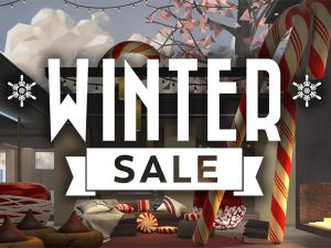 Out Oculus Store Winter - Winter Sale
