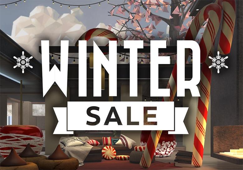 Winter Sale Oculus Store - Rebajas de invierno