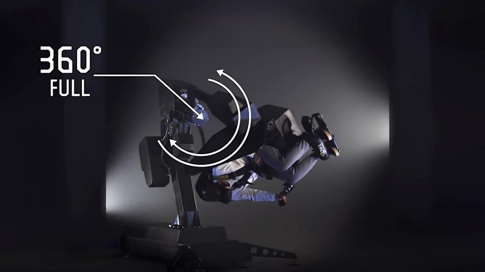 Chair MMOne 360 ​​Virtual Reality