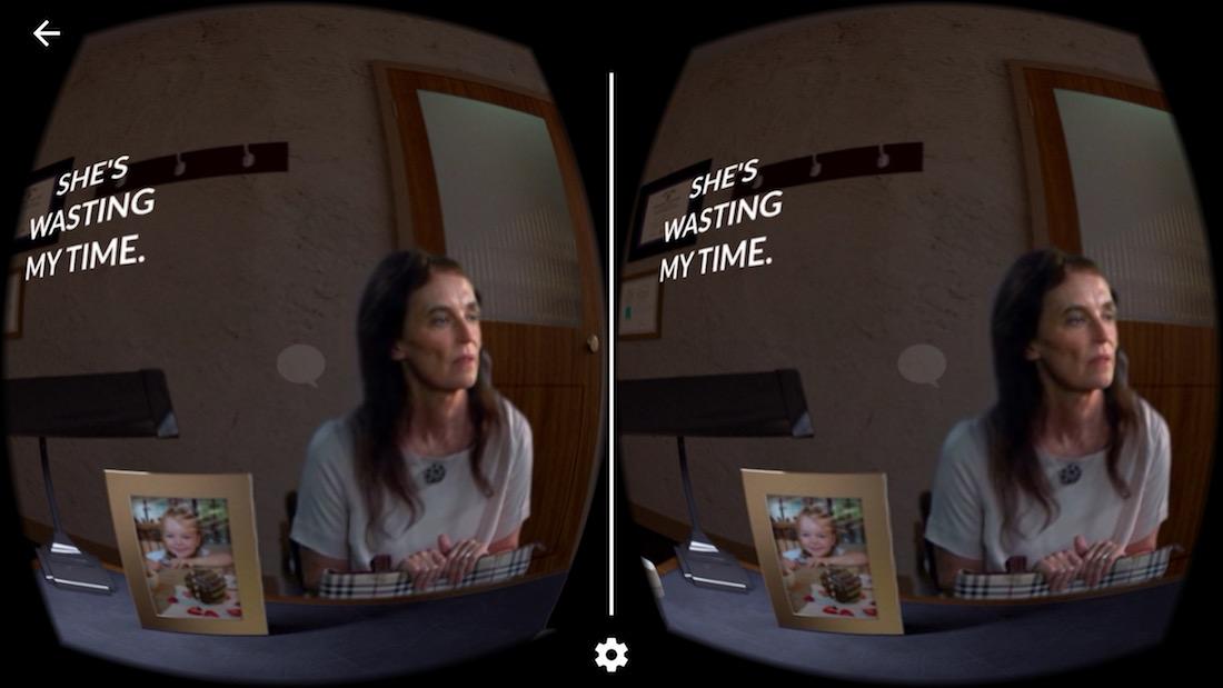 VR Noir iPhone