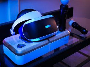 VRGE VR Dock PSVR