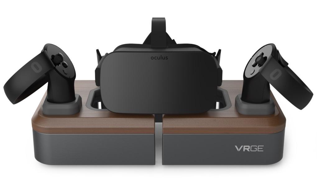 VRGE VR Dock Rift