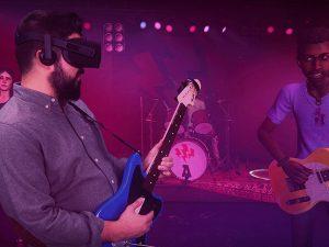 Rock Band VR para Oculus Rift